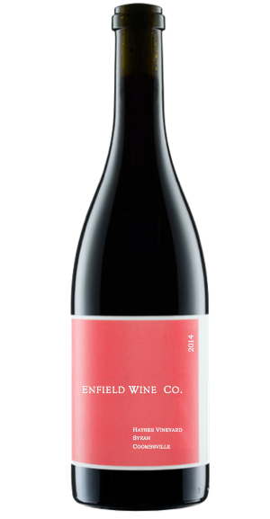 2014-Hayne-Vineyard-Syrah-Bottle